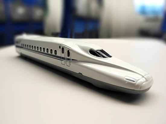 Shinkansen toy