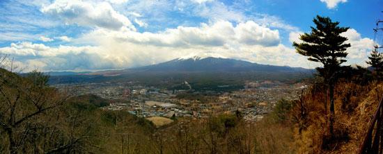 Mount Fuji Panorama