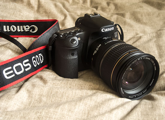 canon 60D + 17-55mm f/2.8
