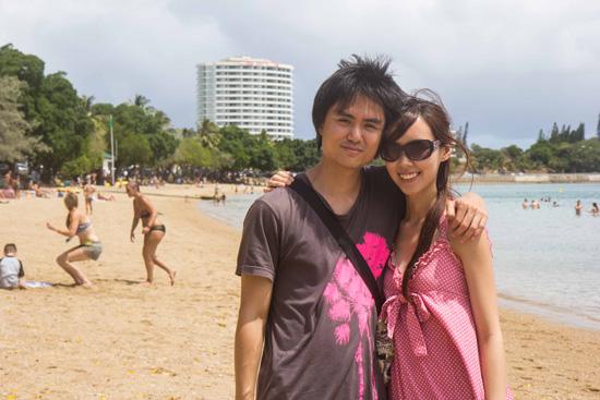 Lemon beach Noumeaa