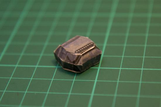 Battlecruiser papercraft-15