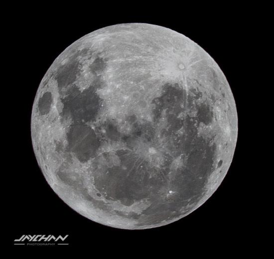 Moon 300mm