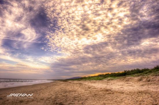 7 mile beach HDR