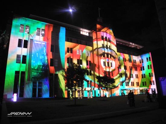 Vivid light 2012
